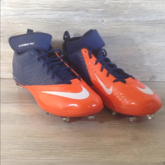Nike Other - Nike Superbad Pro Lunarlon Football Cleats